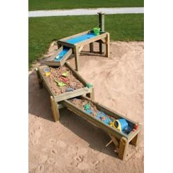 Cascade de bacs sable cascade de bacs sable pour enfants - Sable pour bac a sable enfant ...