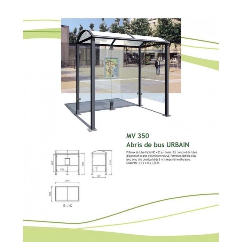 abris de bus entreprise collectivite jeux aires de jeux. Black Bedroom Furniture Sets. Home Design Ideas