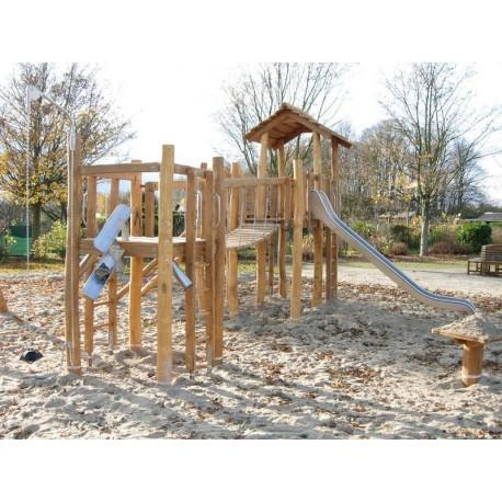 structures de jeux en bois de robinier jeux pour enfants. Black Bedroom Furniture Sets. Home Design Ideas