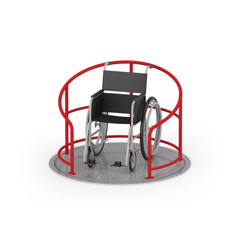 tourniquet pour personne mobilit r duite tourniquet pmr. Black Bedroom Furniture Sets. Home Design Ideas