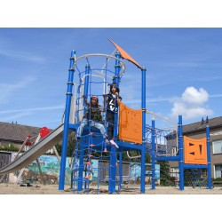 Parcours de jeux extérieurs pour enfants