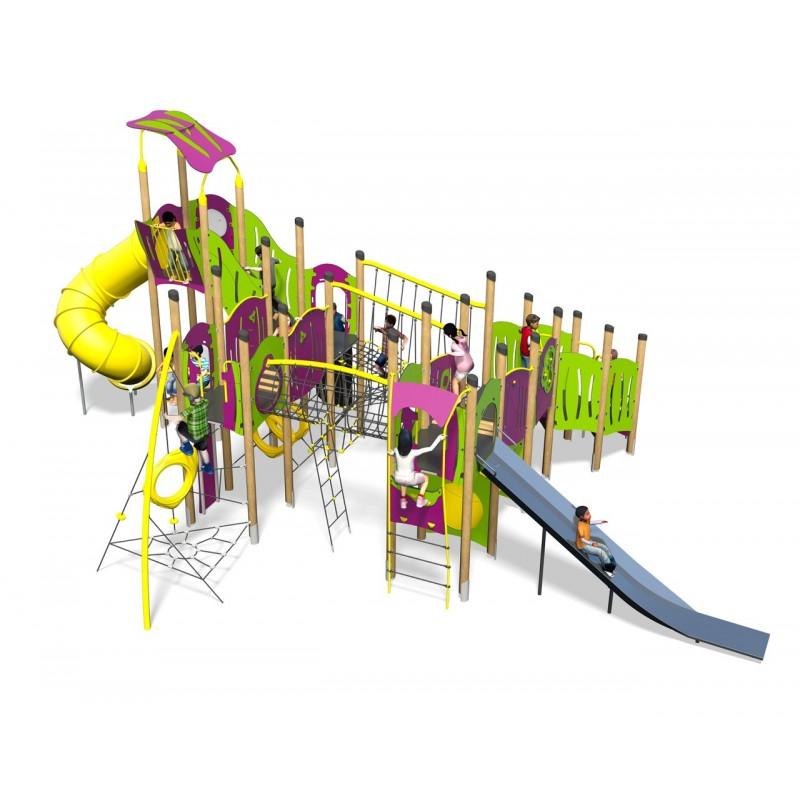 Jeux extérieurs pour enfants à partir de 5 ans