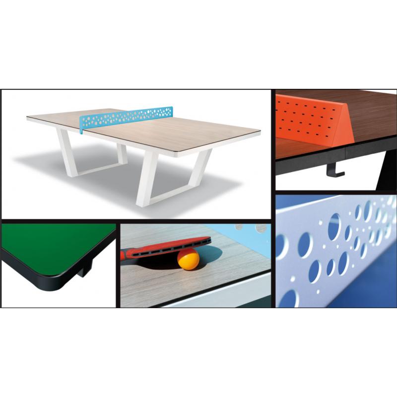table de ping pong en mat riaux composites table de ping. Black Bedroom Furniture Sets. Home Design Ideas