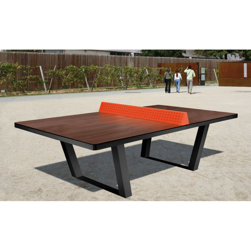 table de ping pong en mat riaux composites table de ping pong ext rieur. Black Bedroom Furniture Sets. Home Design Ideas