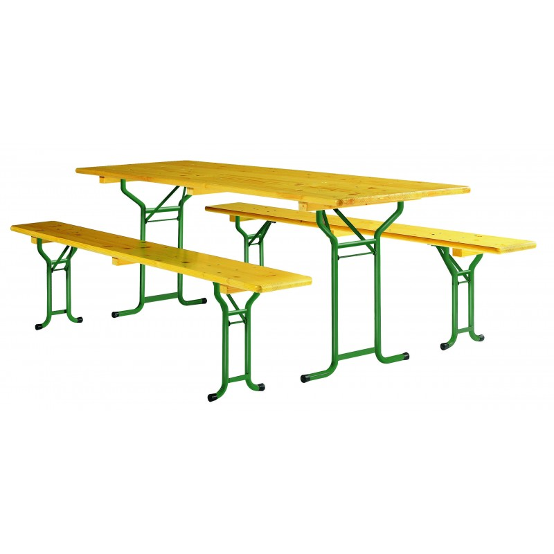 Table et banc pliant castorama tables publiques en for Bancs de jardin castorama