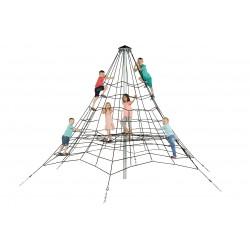 Armageddon - Pyramide de cordes