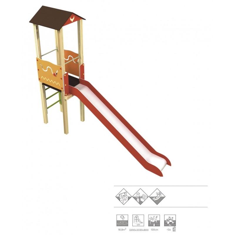 toboggan pour aire de jeux ext rieurs toboggan glissi re inox. Black Bedroom Furniture Sets. Home Design Ideas