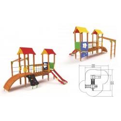 Le fort des enfants de 3 à 14 ans