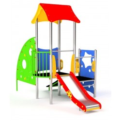La tour à grimper pour enfants de 0 à 14 ans