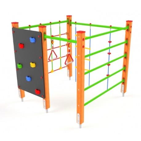 Jeux d'escalade pour les écoles
