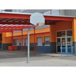 But de basket déport 1,20 m