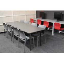 """Lot de 10 tables """"ULTRA"""" 180 x 80 cm avec 4 pieds pliants"""