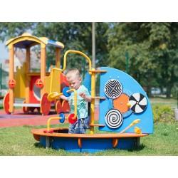 Le comptoir des voitures pour les enfants de 0 à 3 ans