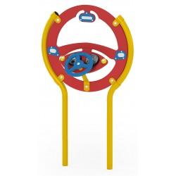 Le panneau ludique voiture pour enfants de 0 à 3 ans