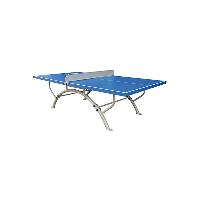 table de ping pong ext rieure fixe entreprise. Black Bedroom Furniture Sets. Home Design Ideas