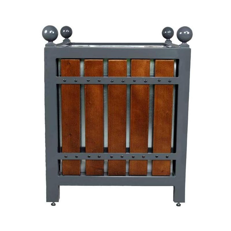bac orangeraie 1000 x 1000 mm entreprise collectivite jeux aires de jeux mobilier urbain. Black Bedroom Furniture Sets. Home Design Ideas