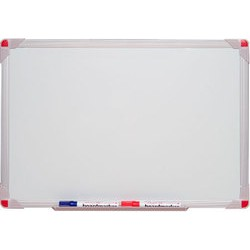 Tableau blanc émaillé magnétique