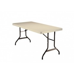 Table professionnelle rectangulaire 183 cm