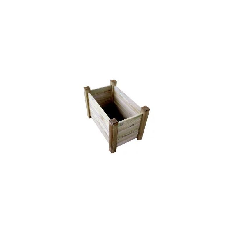 jardini re rectangulaire bois entreprise collectivite jeux aires de jeux mobilier urbain. Black Bedroom Furniture Sets. Home Design Ideas