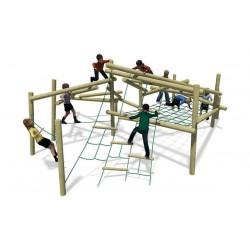 Structure de jeux Congo