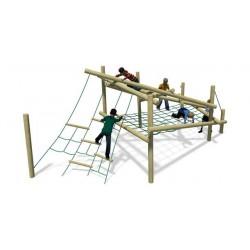 Structure de jeux Ituri