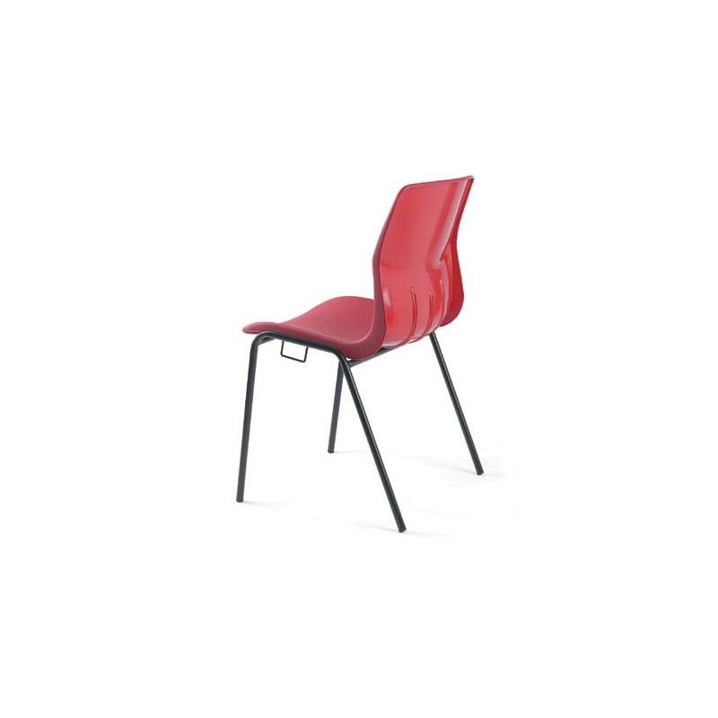 Chaise coque pour salles des f tes for Chaise ergonomique