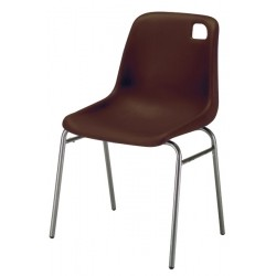Chaise coque Vanoise M2 (anti-feu)