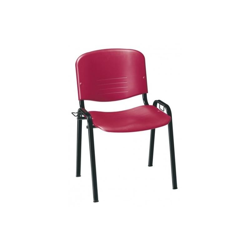 chaise classique polypropyl ne trait e anti feu. Black Bedroom Furniture Sets. Home Design Ideas