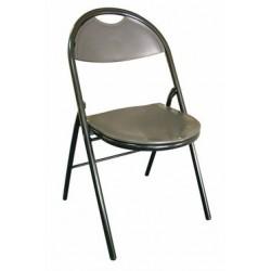 Chaise Irina : ou tissus M3 ou M1, ou Vinyle M2