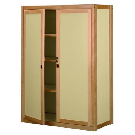armoire 2 portes entreprise collectivite jeux aires de. Black Bedroom Furniture Sets. Home Design Ideas