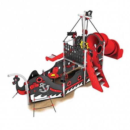 bateau pirates jeux ext rieur bateau pour parc public bateau pirates g ant. Black Bedroom Furniture Sets. Home Design Ideas