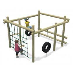 Parcours d'équilibre C