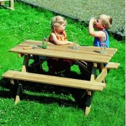 Table de Pique-Nique Enfants 2 à 8 ans