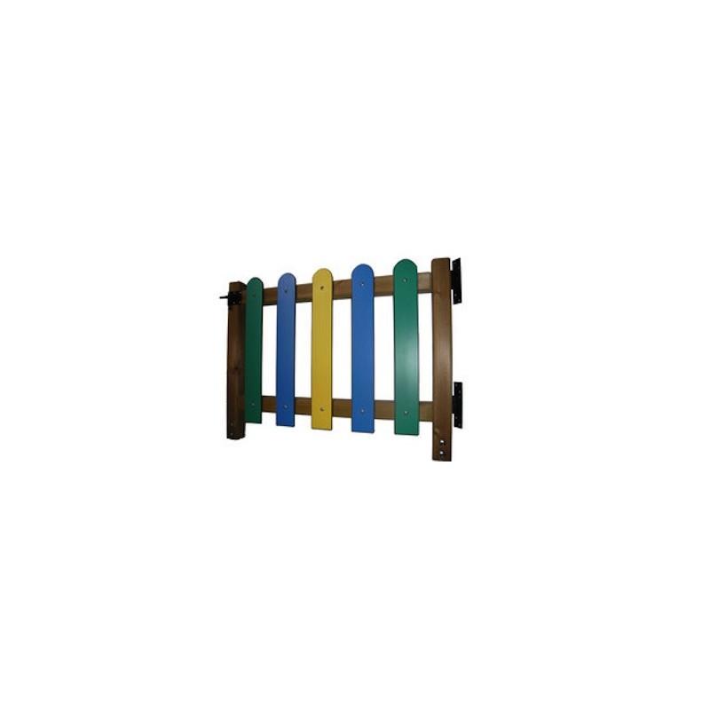 portillon barri res pour aire de jeux entreprise collectivite jeux aires de jeux mobilier. Black Bedroom Furniture Sets. Home Design Ideas