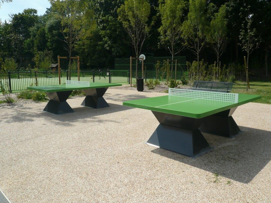 Table ping pong pas chere - Table ping pong exterieur beton ...