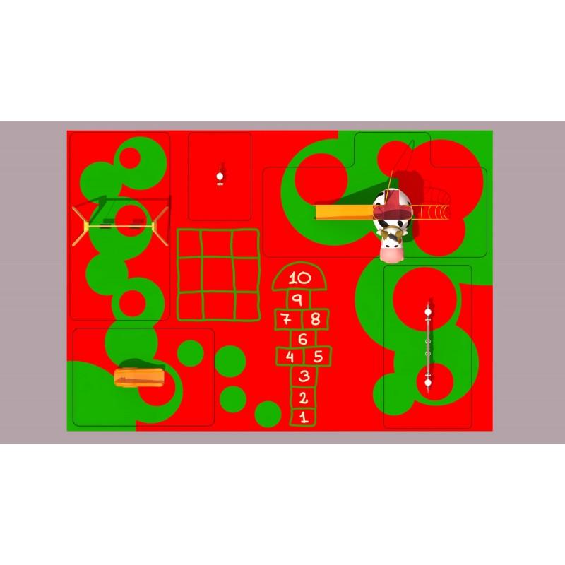 structure de jeux ext rieurs pour collectivit aire de. Black Bedroom Furniture Sets. Home Design Ideas