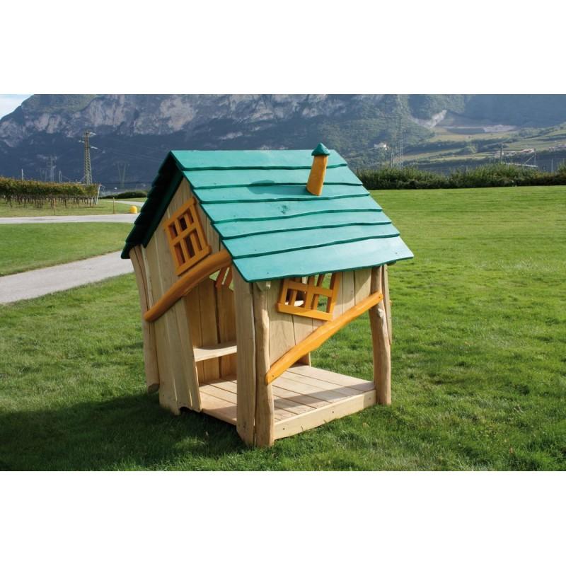 cabane ext rieure pour cole cabane pour aires de jeux. Black Bedroom Furniture Sets. Home Design Ideas