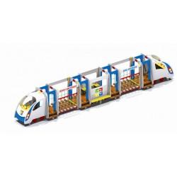 Grand train aire de jeux pour enfants