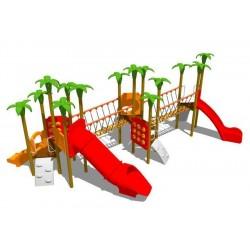 Aires de jeux palmiers