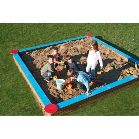 bac sable ext rieur pour enfants bac sable pour cole. Black Bedroom Furniture Sets. Home Design Ideas