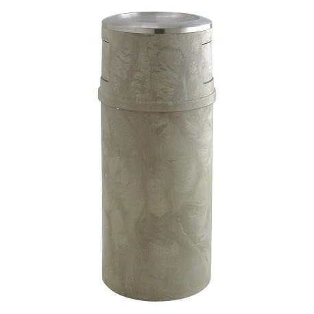 Poubelle-cendrier 94,6 L