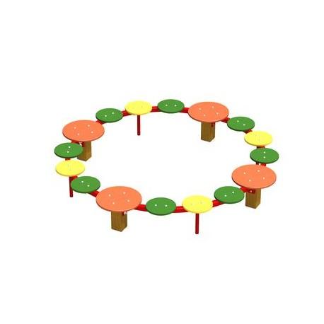 Le Cercle des Sorciers (16 sièges)