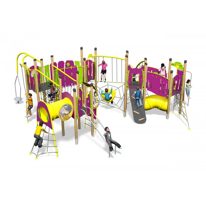 aire de jeux ext rieurs grimper pour enfants partir de 6 ans. Black Bedroom Furniture Sets. Home Design Ideas