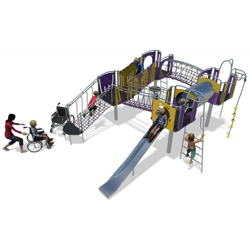 aire de jeux ext rieurs pour enfants en inox jeux ext rieurs pmr. Black Bedroom Furniture Sets. Home Design Ideas