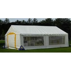 Barnum, tente de réception PLEIN AIR 5x8 complète - 40 m²