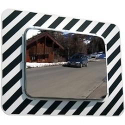 Miroir de circulation anti-givre