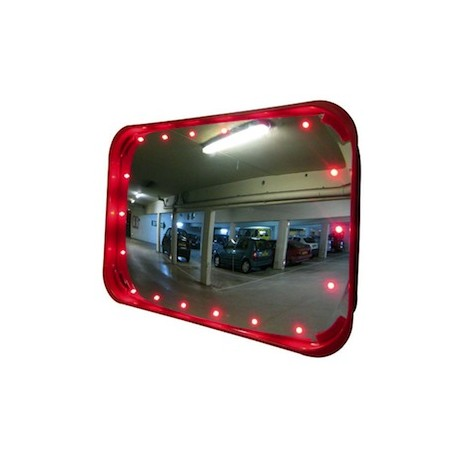 Miroir lumineux intérieur