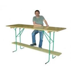 Table comptoir brasserie