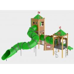 Le château fort des enfants