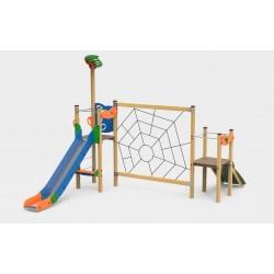 Jeux extérieurs l'araignée